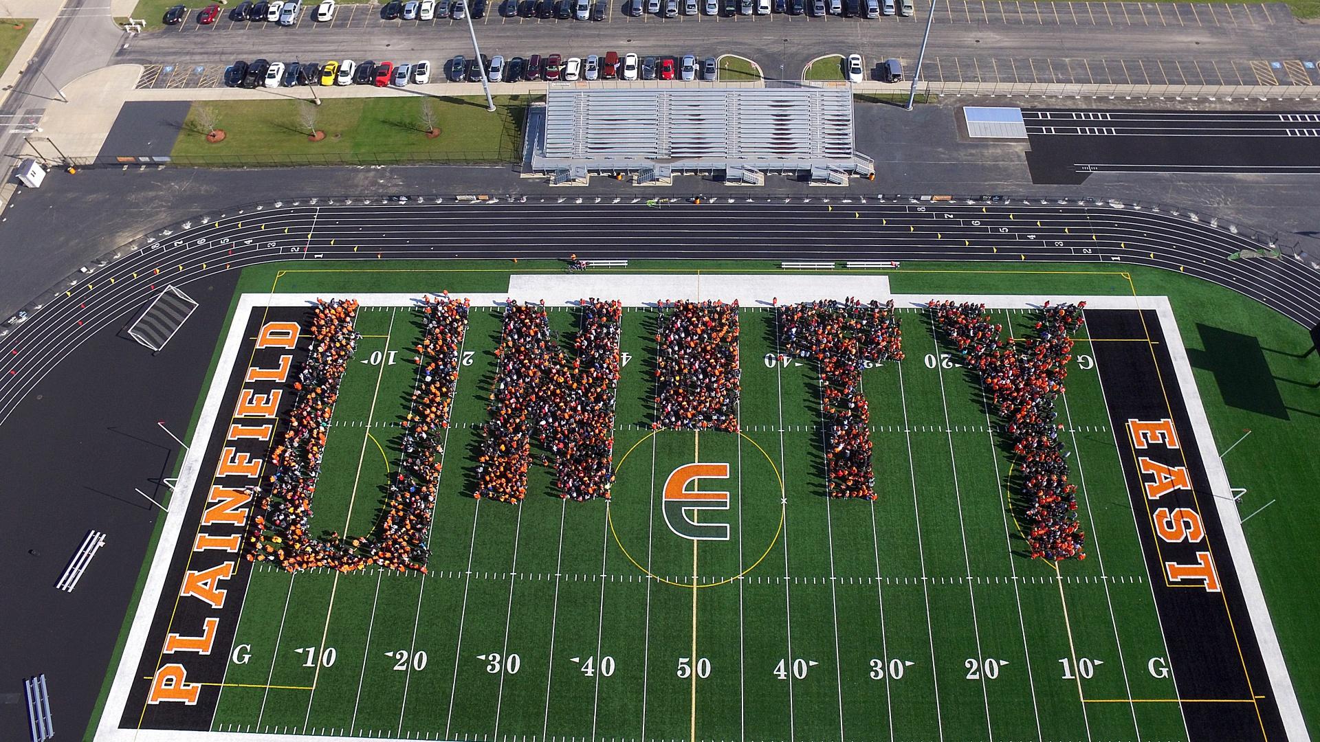 Plainfield East High School